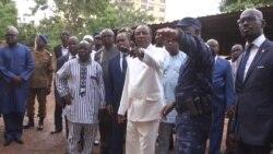 Compte-rendu d'Issa Napon, correspondant VOA Afrique à Ouagadougou