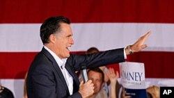 د جمهوري غوښتونکو مخکښ کاندید میټ رامني