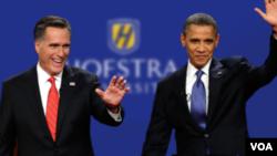 Town Hall debate October 16, 2012