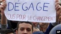 Uprising in Algeria