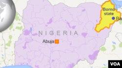 Được sự hỗ trợ của các cố vấn an ninh các nước Tây phương, quân đội Nigeria đã chiến đấu chống lại các phần tử chủ chiến Boko Haram tại một phần lãnh thổ miền bắc nơi các phần tử chủ chiến tiếp tục mở những cuộc tấn công vào thường dân.