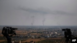 VOA连线(张蓉湘): 五天停火期后,美相信土耳其会终止在叙利亚的军事行动