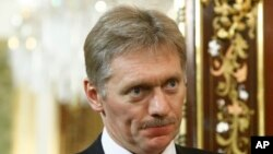 Phát ngôn Điện Kremlin Dmitry Peskov
