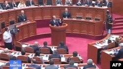 Parlamenti i Shqipërisë debaton për 21 janarin pas veprimeve të Prokurorisë