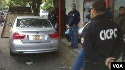 """En enero pasado el embajador de México, Carlos Pujarte fue víctima de un secuestro """"express"""" y ahora la embajada fue asaltada."""