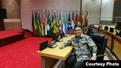 Sodiq Mudjahid/Waka Komisi VIII DPR RI (foto pribadi).