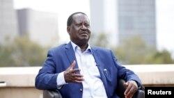 Raila Odinga, Umukuru w'Abatavugarumwe n'ubutegetsi muri Kenya