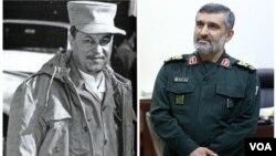 """هاشمی رفسنجانی که """"فرمانده جنگ"""" ایران در جنگ با عراق بود خواستار کاهش هزینه نظامی است"""