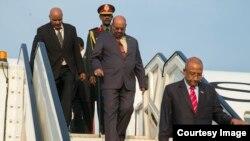 President Omar Al-Bachir