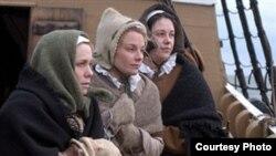 ພາບໜຶ່ງຈາກຮູບເງົາ ເລື່ອງ 'the Desperate Crossing: Mayflower'