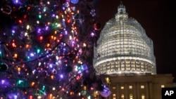 Le Capitol, à Washington DC