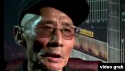 蔣慶泉-電影《英雄兒女》王成原型(視頻截圖)