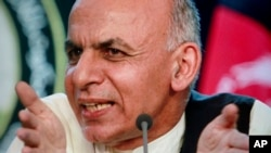 Ashraf G'ani Ahmadzoi Afg'onistonda prezidentlikka nomzodlardan