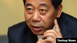 21일 서울을 방문한 천바오성 중국 공산당 중앙당교 부교장.