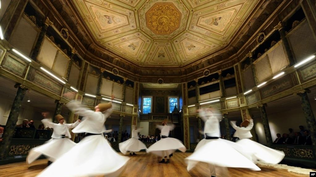 Sufi təriqəti ile ilgili görsel sonucu