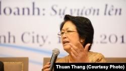 Bà Tôn Nữ Thị Ninh, người đi đầu trong việc cổ võ nữ quyền