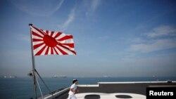 Tàu sân bay trực thăng Kaga của Nhật.