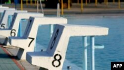 Vận động viên bơi lội Mỹ chết trong khi tranh tài