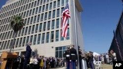 جان کری، نخستین وزیر خارجه امریکا است که پس از حدود ۷۰ سال به کیوبا سفر می کند.