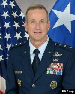 联合国军和驻韩美军副司令奥绍尼希