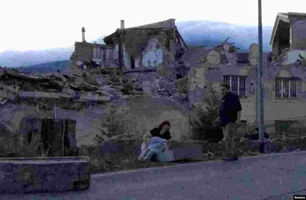 امریکہ کے جیالوجیکل سروے کے مطابق زلزلے کے مرکز کی گہرائی محض 10 کلو میٹر زیر زمین تھی۔