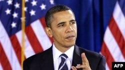 Президент США Барак Обама. Уинстон-Сейлем. Штат Северная Каролина. 6 декабря 2010 года