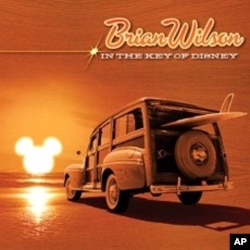 "Brian Wilson's ""In The Key of Disney"" CD"
