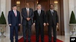 Wadahadallada Somalia Somaliland