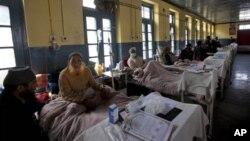 Sanatorium di Srinagar, India. Menurut WHO, 40 persen kasus penyakit tuberkulosis terdapat di India dan Tiongkok, sementara 24 persen terdapat di kawasan Afrika (foto: dok)..