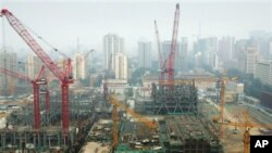 中国城市建设(资料图)