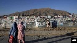 آغاز کمپاین مبارزات انتخاباتی در افغانستان