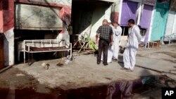 شهر بلد پیش از این مورد حمله داعش قرار گرفته بود.