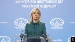 Phát ngôn viên Zakharova của Bộ Ngoại giao Nga