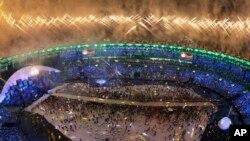 里約熱內盧奧運會開幕