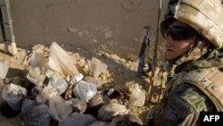 США и Россия против афганского героина