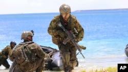 Guam Military Exercises