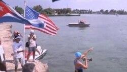 Дайана Найад: попытка доплыть от Флориды до Кубы