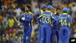 سری لنکا ورلڈ کپ فائنل میں پہنچ گیا