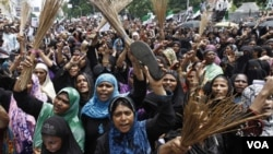 India Blasphemy Protests