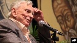 Foto de 2009 del autor y escritor Gore Vidal, quien falleció el 31 de julio de 2012, a la edad de 86 años, en Los Angeles.