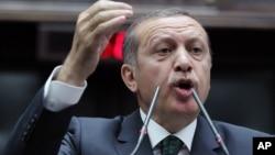 土耳其总理埃尔多安(资料照)