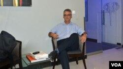 Mário Rocha da organização Drs For Life, Medicos Pela Vida