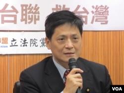 台聯黨立委賴振昌(美國之音張永泰拍攝)