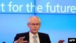 Президент Європейської Ради Герман Ван Ромпей