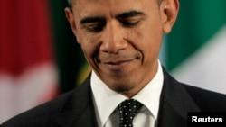 Obama y el presidente de México se reunieron a fines de noviembre en EE.UU., en una gira de trabajo que realizó el mandatario Enrique Peña Nieto.