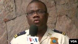 Pòtpawòl Adwjen Polis Nasyonal la (PNH), Gary Desrosiers