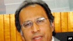 امریکہ پاکستان کی سویلین امداد جاری رکھا گا، حفیظ شیخ