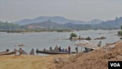 Para nelayan Mekong (foto: ilustrasi).