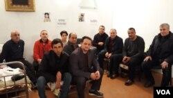 """""""Mehman Hüseynov və bütün siyasii məhbuslara azadlıq!"""" tələbi ilə keçirilən aclıq aksiyası"""