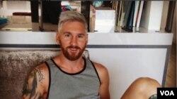 Lionel Messi pris d'un malaise, 27 juillet 2016.